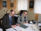 Podpisanie umowy 08.04.2011