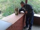 Praca na strzelnicy listopad 2013