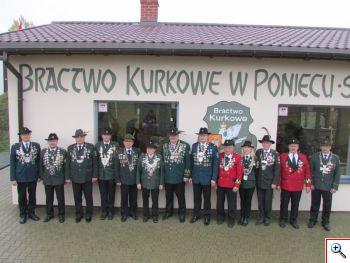Krolowie na strzelaniu o tytul Krola Krolow Polski A.D.